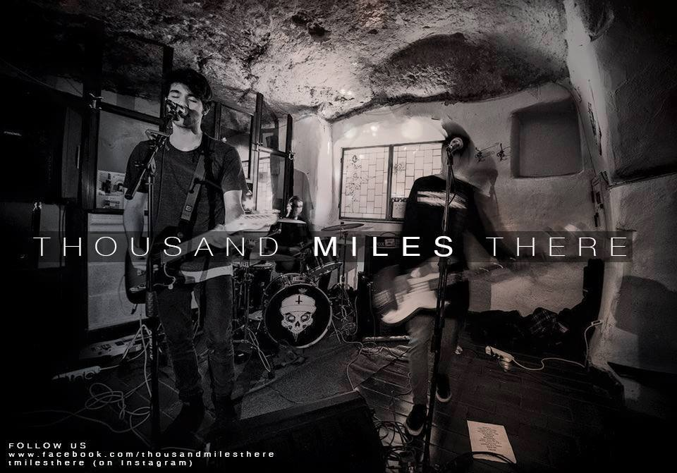 """Thousand Miles There: uscito online l'EP d'esordio """"No Eyes"""""""